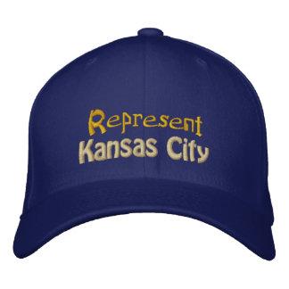 Represent Kansas City Cap Embroidered Cap