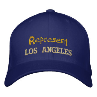 Represent Los Angeles Cap Embroidered Baseball Caps