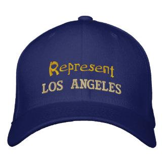Represent Los Angeles Cap Embroidered Baseball Caps