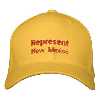 Represent New Mexico Cap Embroidered Cap