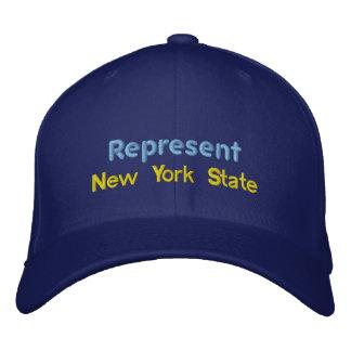 Represent New York State Cap Baseball Cap
