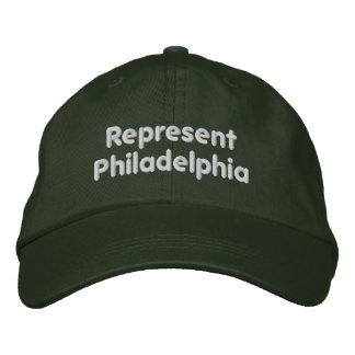 Represent Philadelphia Cap Embroidered Cap