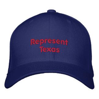 Represent Texas Cap Baseball Cap