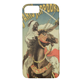 Reproduction of a advertising an 'Exhibitio iPhone 8/7 Case
