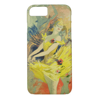 Reproduction of a advertising 'Back-Stage a iPhone 8/7 Case