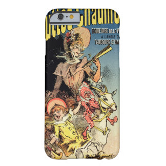 Reproduction of a advertising 'New Year Gif Barely There iPhone 6 Case