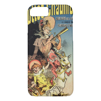Reproduction of a advertising 'New Year Gif iPhone 7 Case