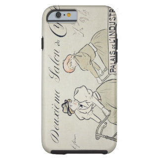 Reproduction of a advertising the 'Salon du iPhone 6 Case