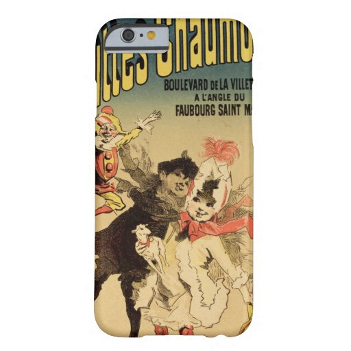 Reproduction of a advertising the toyshop ' iPhone 6 case