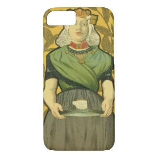 Reproduction of a advertising 'Van Houten C iPhone 8/7 Case