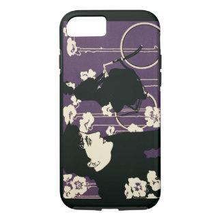 Reproduction of a advertising 'Victor Bicyc iPhone 7 Case