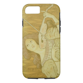 Reproduction of a advertising 'Violin Lesso iPhone 7 Case