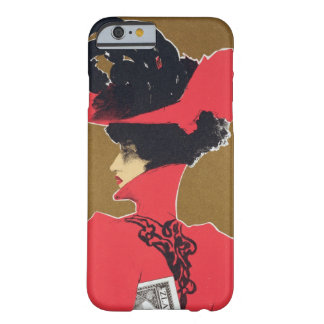 Reproduction of a advertising 'Zlata Praha' Barely There iPhone 6 Case
