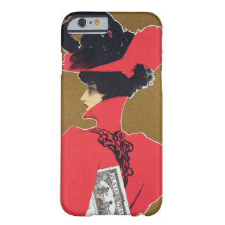 Reproduction of a advertising 'Zlata Praha' iPhone 6 Case
