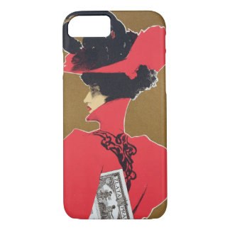 Reproduction of a advertising 'Zlata Praha' iPhone 7 Case