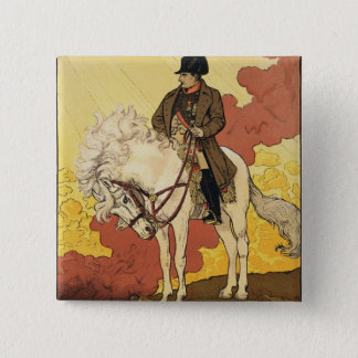 Reproduction of a poster advertising 'A New Life o 15 Cm Square Badge