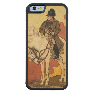 Reproduction of a poster advertising 'A New Life o Maple iPhone 6 Bumper