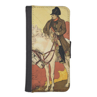 Reproduction of a poster advertising 'A New Life o iPhone 5 Wallet