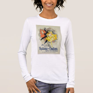 Reproduction of a poster advertising a 'Student Ga Long Sleeve T-Shirt