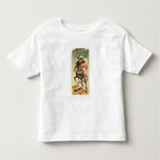 Reproduction of a poster advertising an 'Exhibitio Toddler T-Shirt