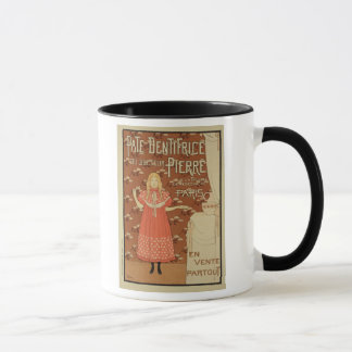 Reproduction of a poster advertising 'Doctor Peter Mug