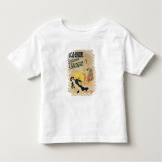 Reproduction of a poster advertising 'Emile d'Alen Tshirts