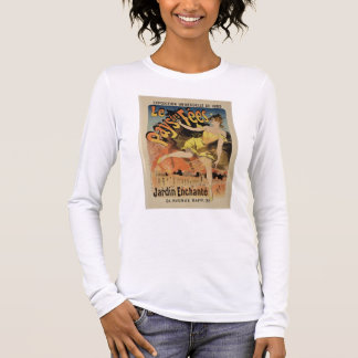 Reproduction of a poster advertising 'Fairyland, T Long Sleeve T-Shirt
