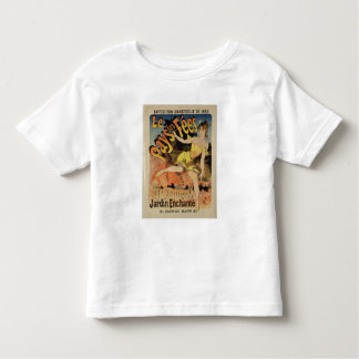 Reproduction of a poster advertising 'Fairyland, T Shirt