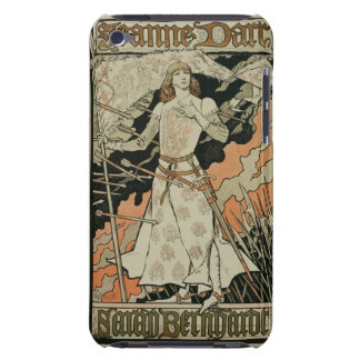 Reproduction of a poster advertising 'Joan of Arc' iPod Touch Cover