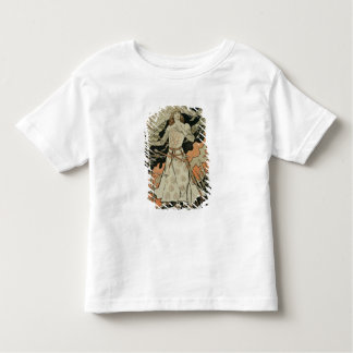 Reproduction of a poster advertising 'Joan of Arc' T Shirt