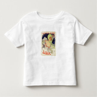 Reproduction of a poster advertising 'Lidia', at t Toddler T-Shirt