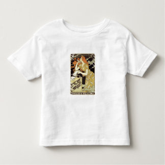 Reproduction of a poster advertising 'Marquet Ink' Toddler T-Shirt