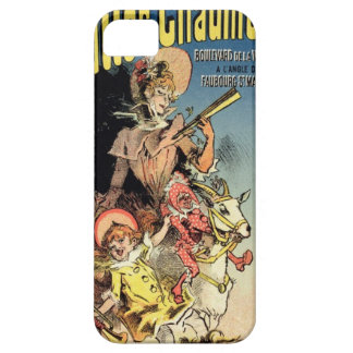 Reproduction of a poster advertising 'New Year Gif Barely There iPhone 5 Case