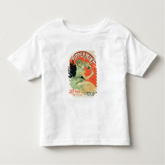 Reproduction of a poster advertising 'Pippermint', Toddler T-Shirt
