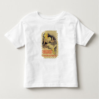Reproduction of a poster advertising 'Punch Grasso Toddler T-Shirt