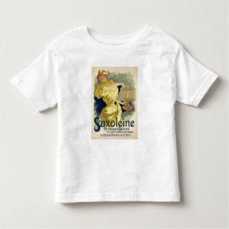 Reproduction of a poster advertising 'Saxoleine', Toddler T-Shirt