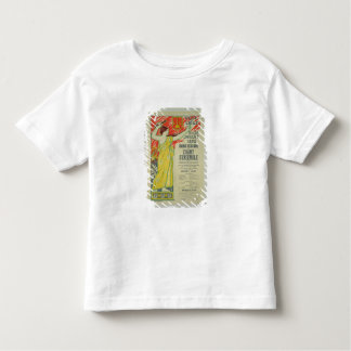 Reproduction of a poster advertising the 'Concours Toddler T-Shirt
