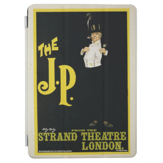 Reproduction of a poster advertising 'The J.P.' at iPad Air Cover