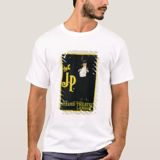 Reproduction of a poster advertising 'The J.P.' at T-Shirt