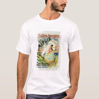 Reproduction of a poster advertising 'The Mirror', T-Shirt