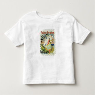 Reproduction of a poster advertising 'The Mirror', Toddler T-Shirt
