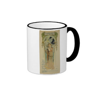 Reproduction of a poster advertising the opera 'Me Mug