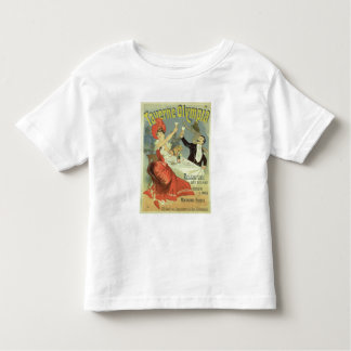 Reproduction of a poster advertising the 'Taverne T-shirt