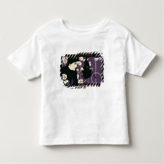 Reproduction of a poster advertising 'Victor Bicyc Toddler T-Shirt