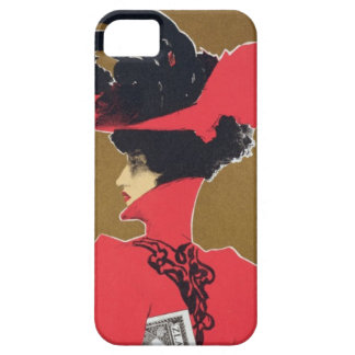 Reproduction of a poster advertising 'Zlata Praha' Barely There iPhone 5 Case