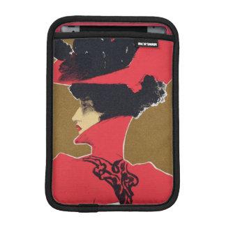 Reproduction of a poster advertising 'Zlata Praha' iPad Mini Sleeves