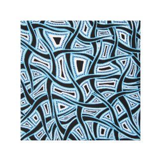 Reproduction on fabric of Watery work Gallery Wrap Canvas