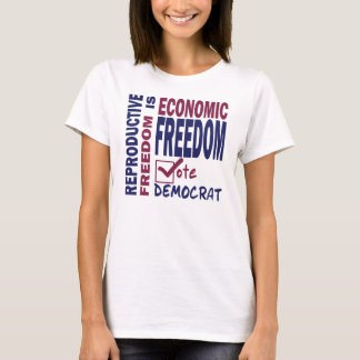 Reproductive Freedom T-Shirt