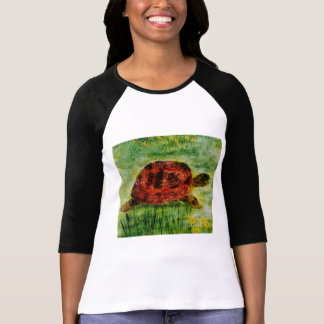 Reptile Animal Art Tortoise T-Shirt