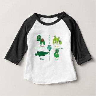 reptile baby T-Shirt